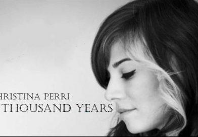 A THOUSAND YEARS – CHRISTINA PERRI PIANO CHORDS & Lyrics