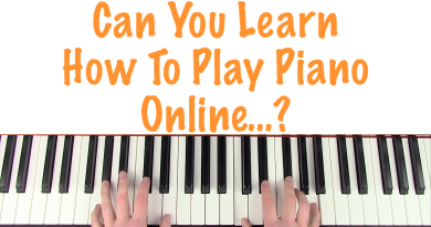 Can You Learn How To Play Piano Online…?