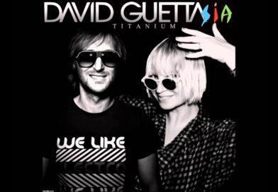 TITANIUM – DAVID GUETTA FT. SIA PIANO CHORDS & Lyrics