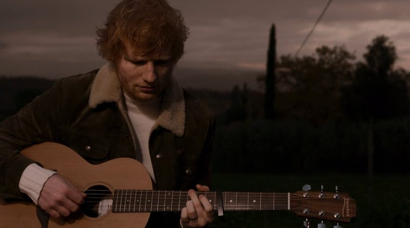 afterglow ed sheeran piano chords lyrics