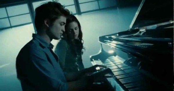 bella's lullaby piano midi file