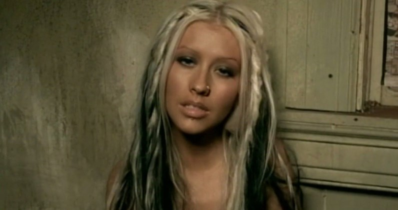 christina-aguilera-beautiful piano chords lyrics